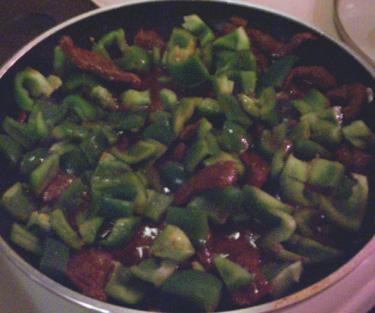 Pepper Steak with Rice Recipe