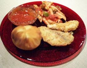 Talapia Dinner Reipe